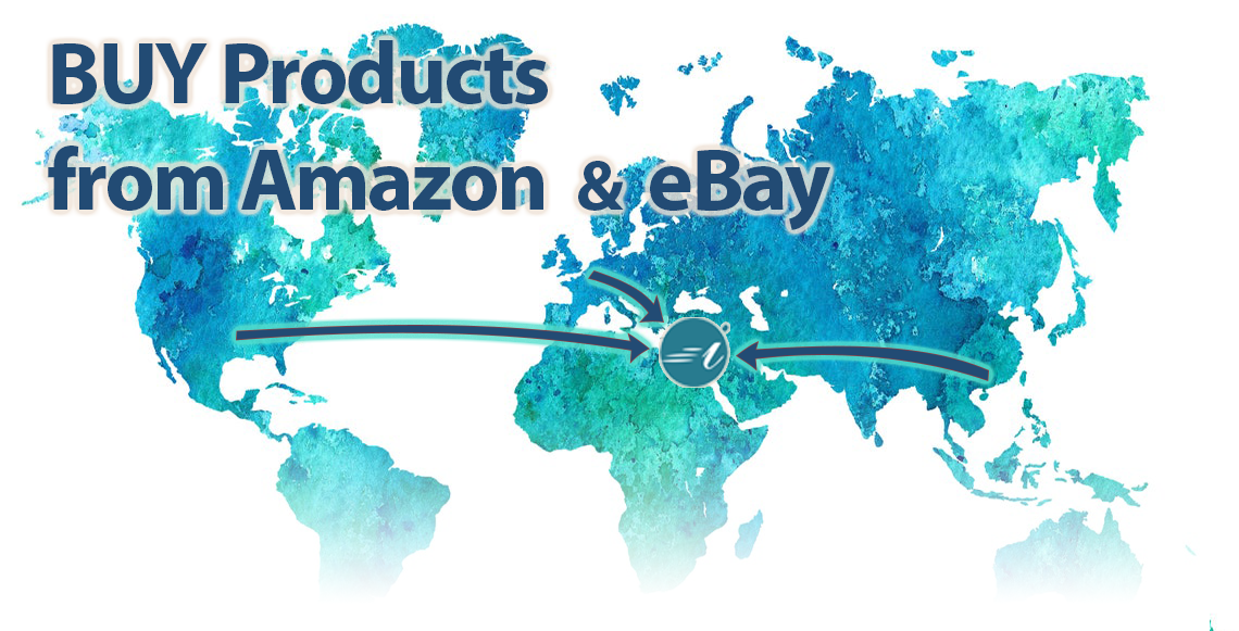 We buy for you anything from Amazon, eBay, Ikea, Apple, Sephora and +1000 thousand trusted shop around the world. Delivered anywhere in Lebanon.